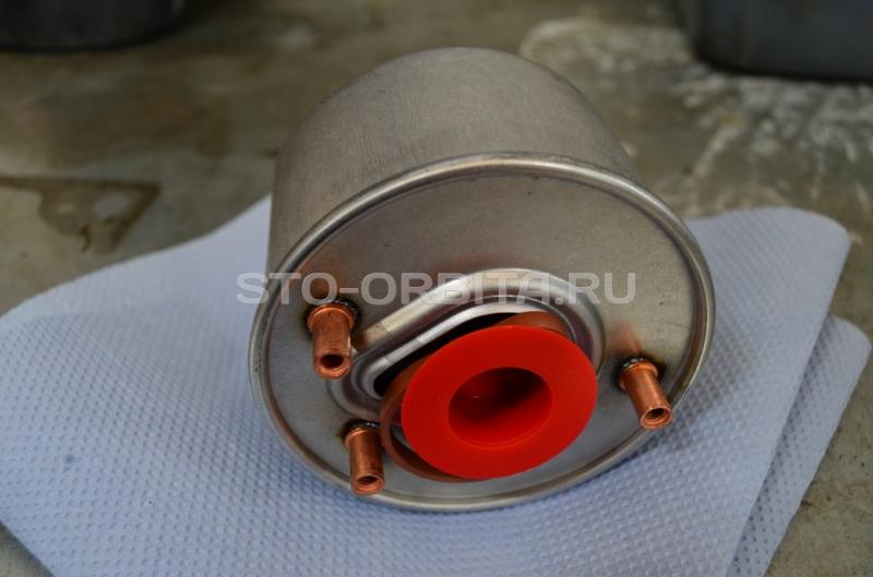 Пежо 408 замена топливного фильтра своими руками 34