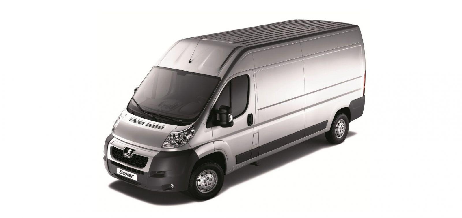Дизайн  Peugeot Boxer